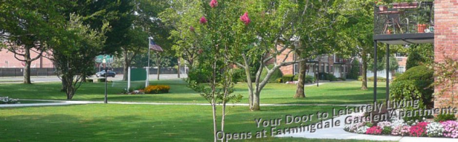 About Us | Farmingdale Garden Apartments
